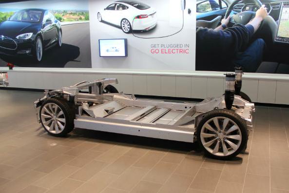 tesla-car-chassis